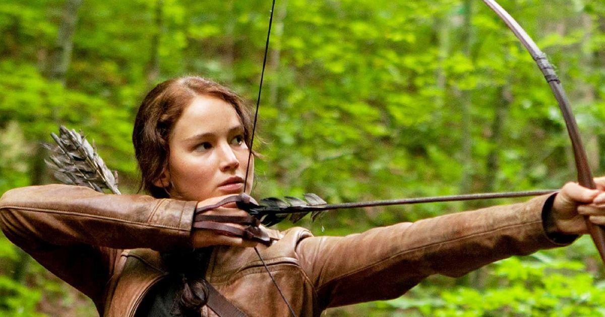 Katniss Everdeen - Jennifer Lawrence