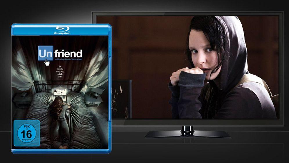 Unfriend (Blu-ray Disc) - Bildquelle: Warner Home Video