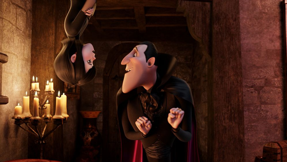 Hotel Transsilvanien - Bildquelle: 2012 Sony Pictures Animation Inc. All Rights Reserved.