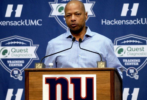 Jerry Reese (New York Giants)