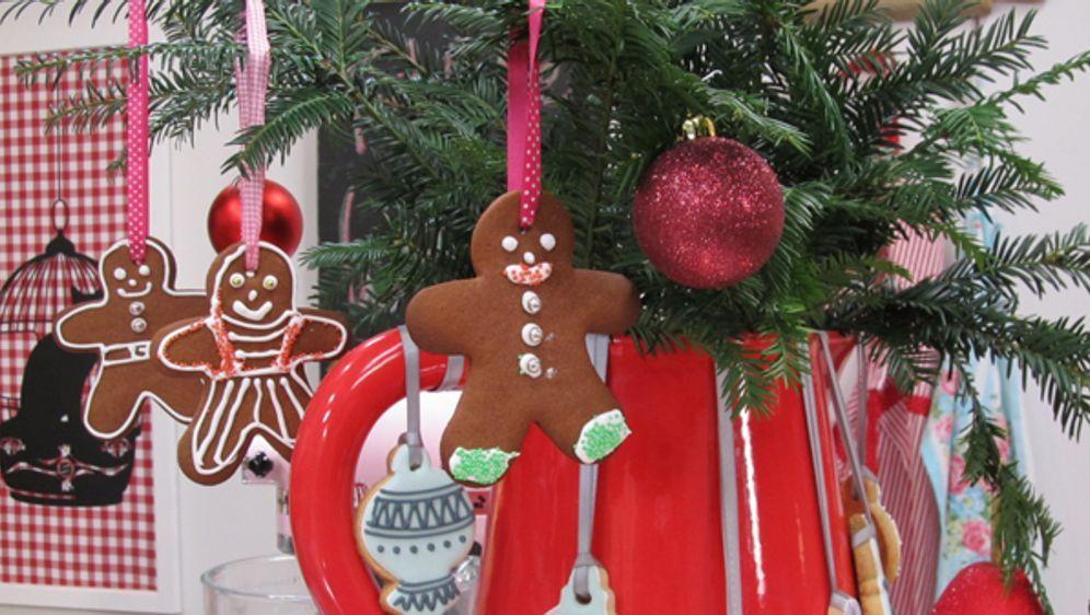 Gingerbread-People: Das Rezept aus Enie backt - Bildquelle: sixx