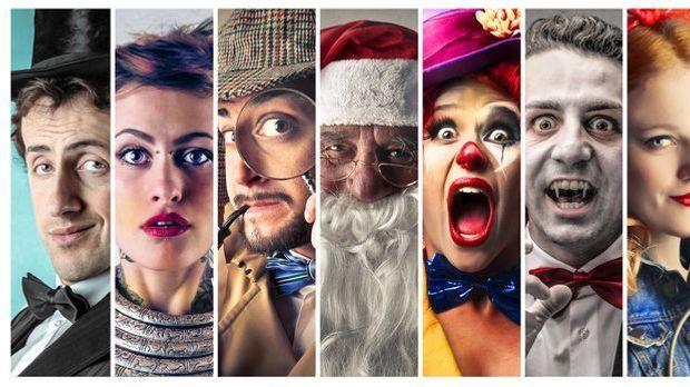 Kostüme für Karneval 2016 Welches Kostüm passt zu mir? Test Fotolia_91927300_...