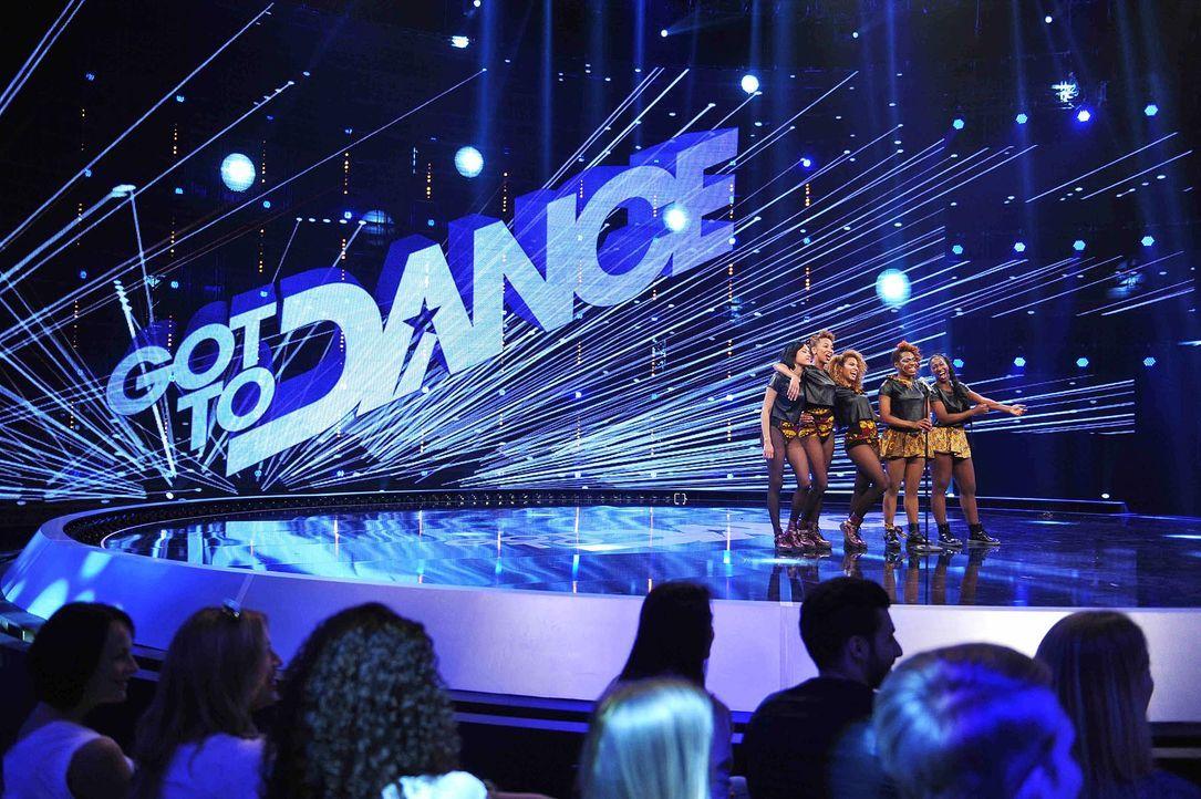 Got-To-Dance-Afro-Flavour-02-SAT1-ProSieben-Willi-Weber - Bildquelle: SAT.1/ProSieben/Willi Weber