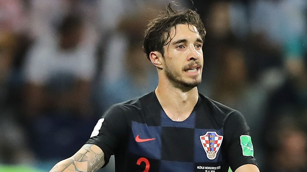 Sime Vrsaljko (Kroatien) - Bildquelle: Getty Images
