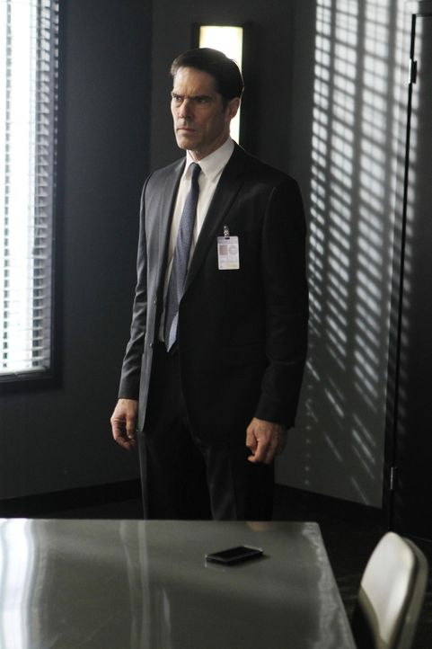 Ermittelt in einem neuen Fall: Hotch (Thomas Gibson) ... - Bildquelle: ABC Studios