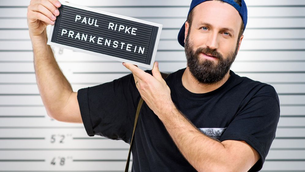 Prankmaster  Paul Ripke - Bildquelle: Willi Weber Fotografie
