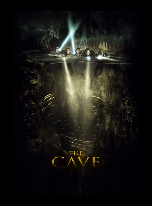 The Cave - Plakatmotiv - Bildquelle: 2005 Lakeshore International
