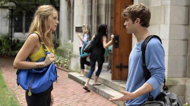 Serena (Blake Lively, l.) leidet unter Juliets Intrige, die ein böses Gerücht...