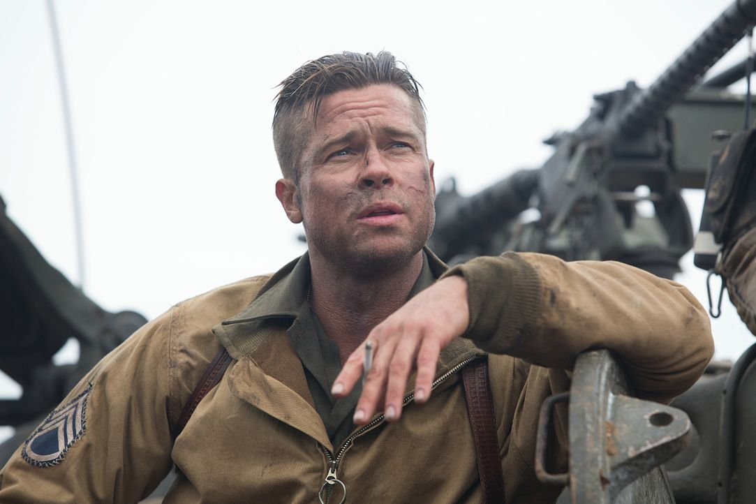 Fury-13-c-2014- Sony- Pictures- Releasing- GmbH - Bildquelle: 2014 Sony Pictures Releasing GmbH