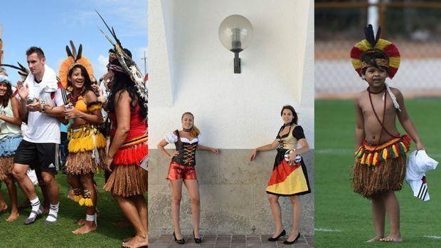 Zur WM 2014 gibt's ganz besondere Styling-Highlights!