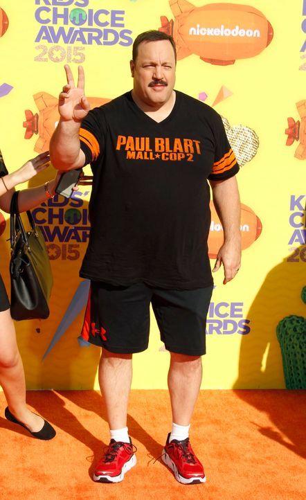 Kids-Choice-Awards-Arrivals-150328-13-james-dpa - Bildquelle: dpa