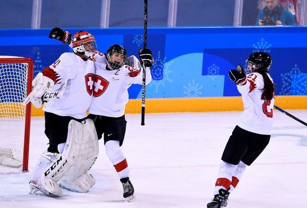 Sieg gegen Schweden - Die Schweiz gewinnt die Gruppe B