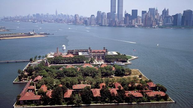 Ellis Island bei New York