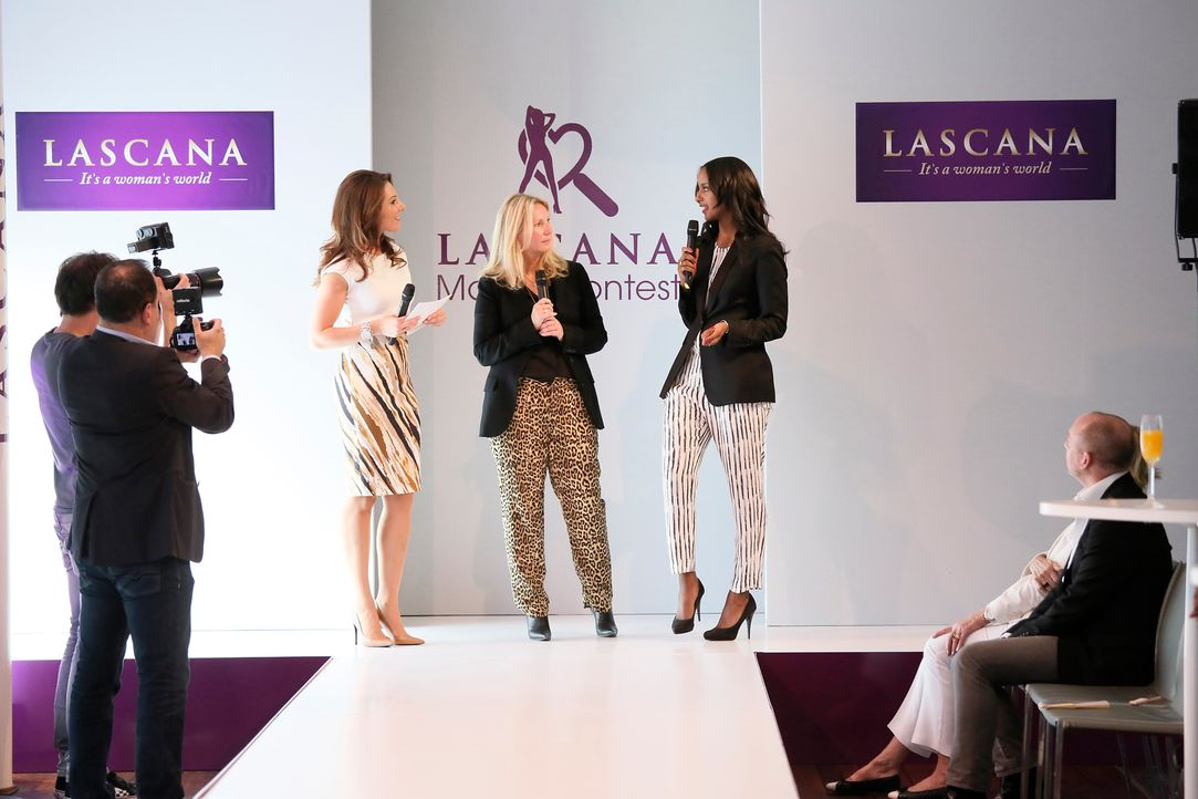 LASCANA-Kampagne-Dessous-Sara-Nuru-13-LASCANA - Bildquelle: Lascana