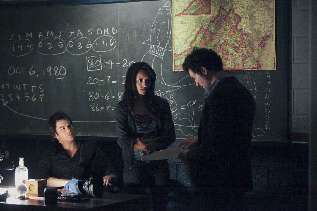 Professor Shane - Bildquelle: Warner Bros. Entertainment Inc.