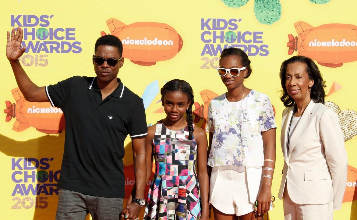 Kids-Choice-Awards-Arrivals-150328-11-rocks-dpa - Bildquelle: dpa