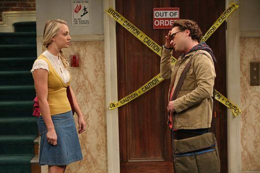The Big Bang Theory - Während Howard und Raj herausfinden wollen, was Sheldon...