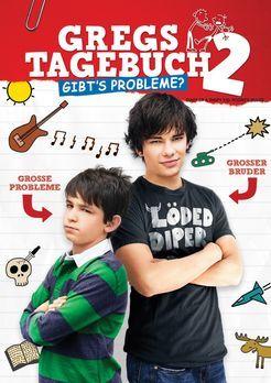 Gregs Tagebuch 2 - Gibt's Probleme? - GREGS TAGEBUCH 2 - GIBT'S PROBLEME? - P...