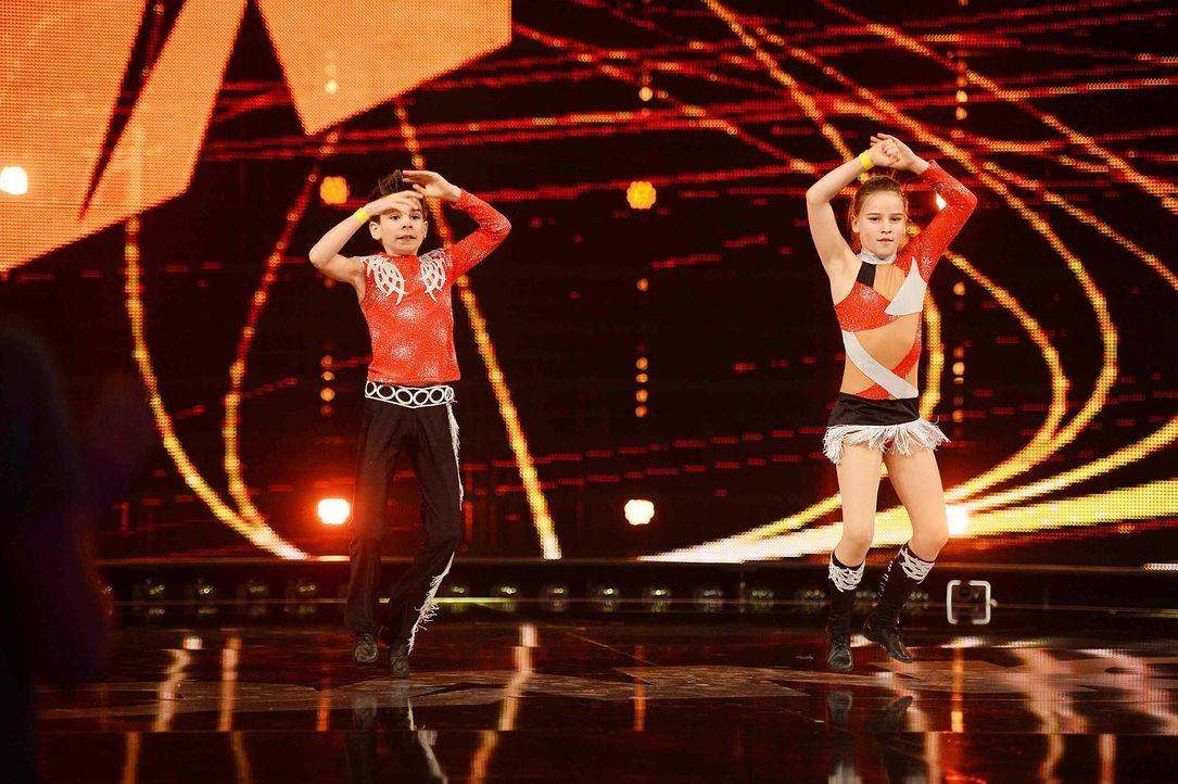 Got-To-Dance-Cecilia-David-07-SAT1-ProSieben-Willi-Weber - Bildquelle: SAT.1/ProSieben/Willi Weber
