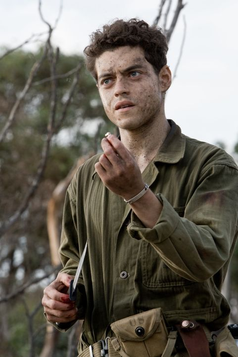 Auge um Auge, Zahn um Zahn. Das unbarmherzige Gemetzelt steckt auch sanftmütige Naturen an: Snafu (Rami Malek) reißt einem toten Japaner das Zahngol... - Bildquelle: Home Box Office Inc. All Rights Reserved.