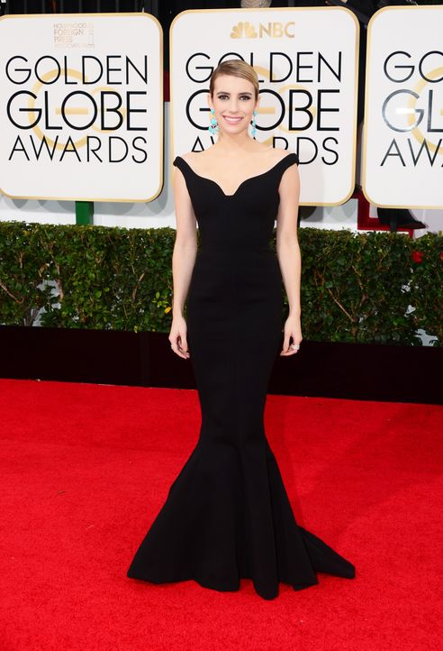 Golden-Globes-Red-Carpet-09-AFP - Bildquelle: AFP