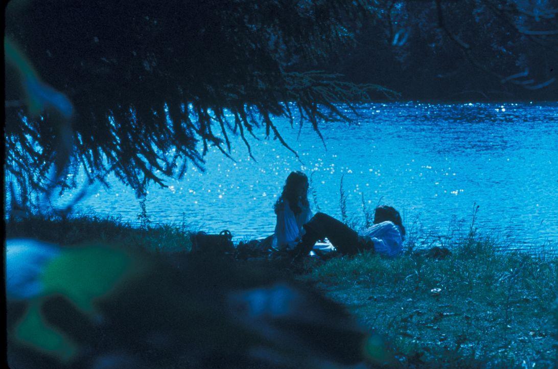 Mitten im Kampfgetümmel finden D'Artagnan (Justin Chambers, r.) und die bezaubernde Kammerzofe Francesca (Mean Suvari, l.) zusammen. Doch ihr Glück... - Bildquelle: MDP Worldwide