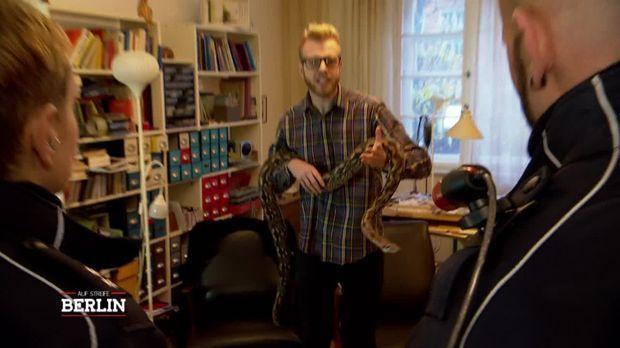 auf streife berlin video zum geburtstag viel blut sat 1. Black Bedroom Furniture Sets. Home Design Ideas