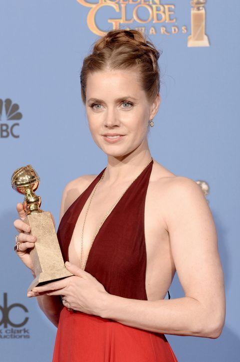 Golden-Globe-Amy-Adams-14-01-12-getty-AFP - Bildquelle: getty-AFP