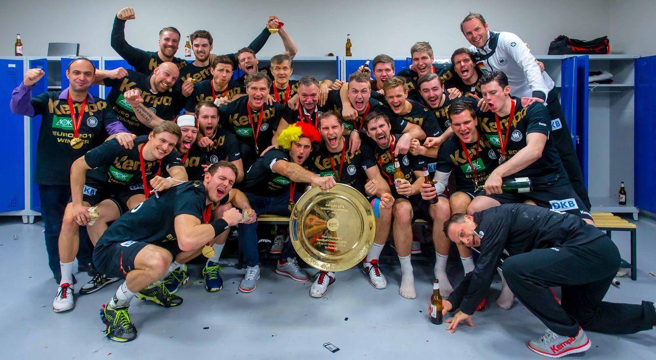 Handball Der Kampf Um Die Olympia Tickets