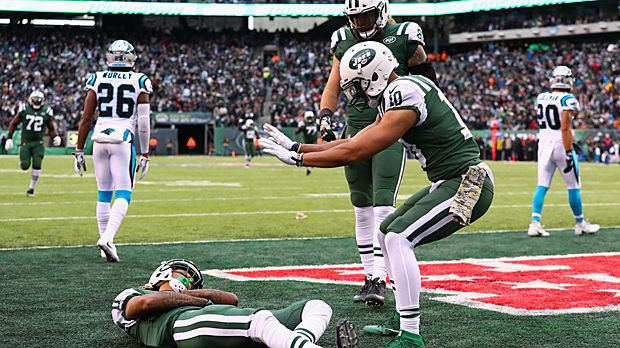New York Jets - Bildquelle: 2017 Getty Images