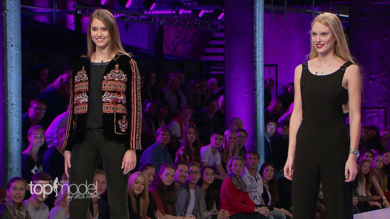 GNTM-11-Sendung01-091 - Bildquelle: ProSieben