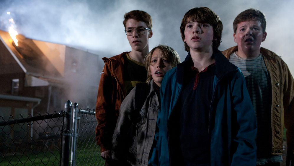 Super 8 - Bildquelle: PARAMOUNT PICTURES. All Rights Reserved
