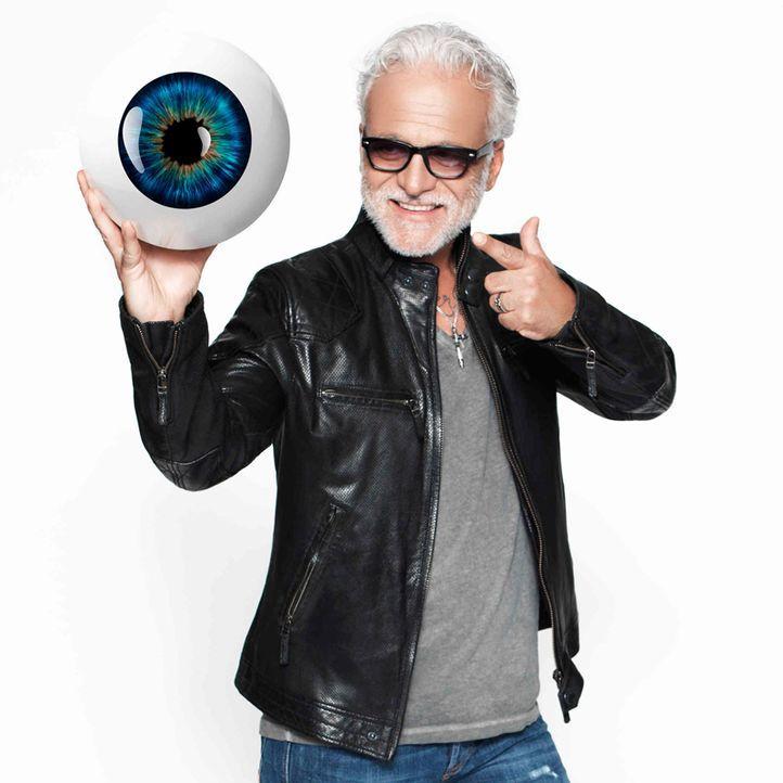 Promi Big Brother 2015: Nino de Angelo zieht ein  - Bildquelle: SAT.1/Arne Weychardt