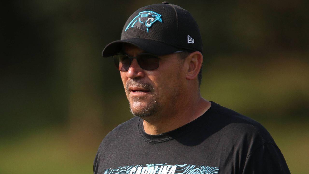 16. Ron Rivera (Carolina Panthers) - Bildquelle: imago/Icon SMI