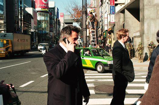 Without a Trace - Ermittelt in einem schwierigen Fall: Jack (Anthony LaPaglia...