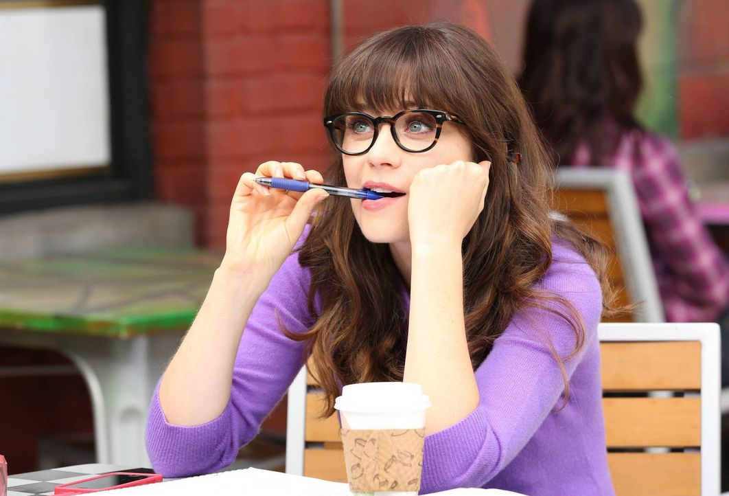 Jess (Zooey Deschanel) kann nicht glauben, dass Nick sie vor anderen als seine Freundin verleugnet und plant Rache ... - Bildquelle: TM &   2013 Fox and its related entities. All rights reserved.