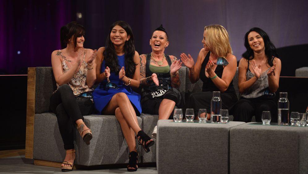 Unsere Single-Ladies aus Folge 3 - Bildquelle: ProSieben/Willi Weber