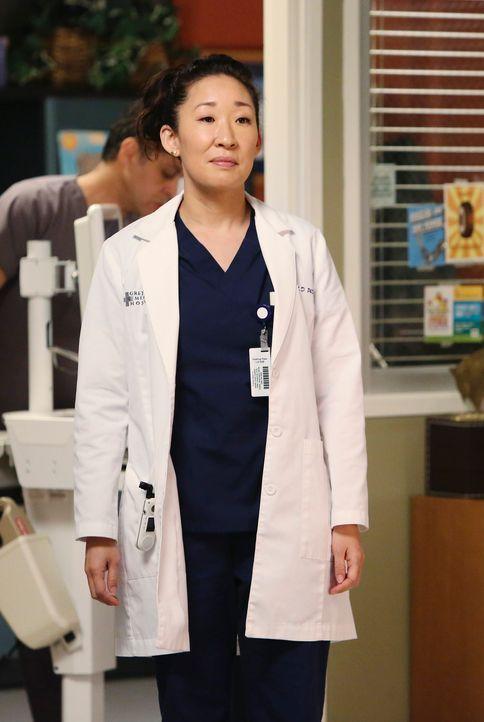 Macht sich Gedanken über ihre Zukunft und welch ein Leben sie führen möchte: Cristina (Sandra Oh) ... - Bildquelle: ABC Studios