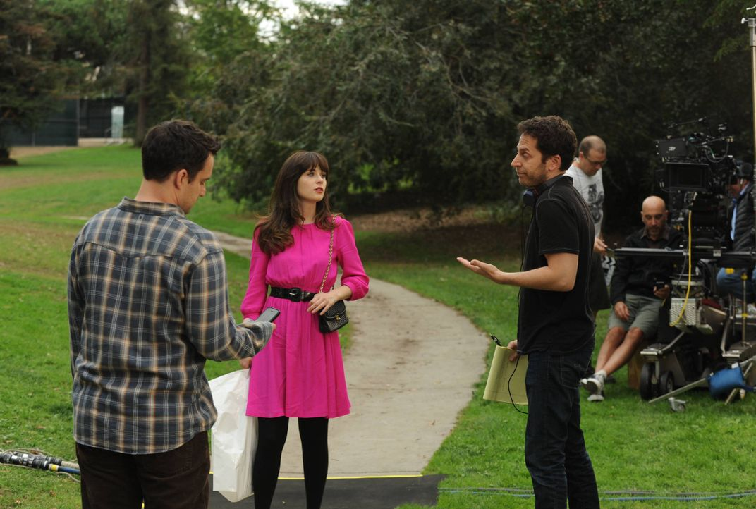 New Girl Behind The Scenes41 - Bildquelle: 20th Century Fox Film Corporation. All rights reserved