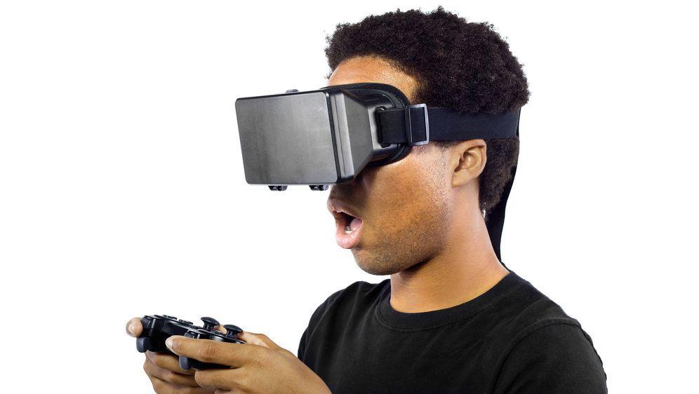 Cardboard Vr Brille Basteln : Vr brillen für ein außergewöhnliches kino erlebnis