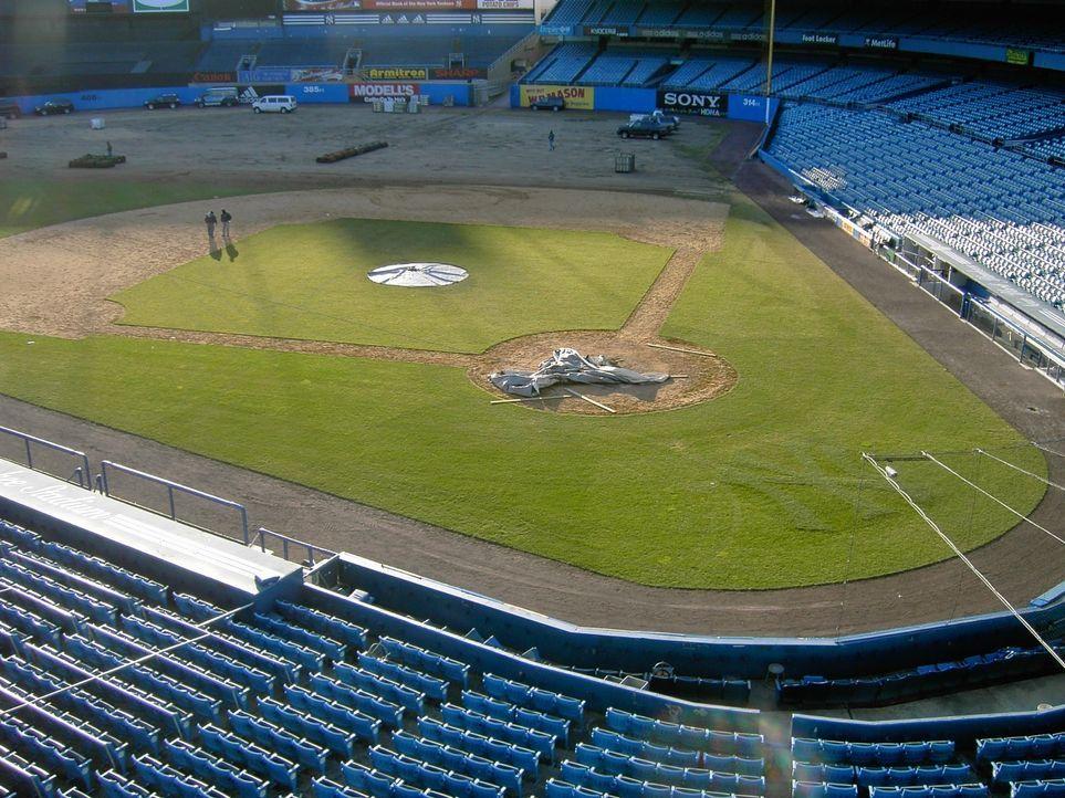 """Unter dem Spitznamen """"Die Kathedrale des Baseballs"""", war das Yanke... - Bildquelle: NGT"""