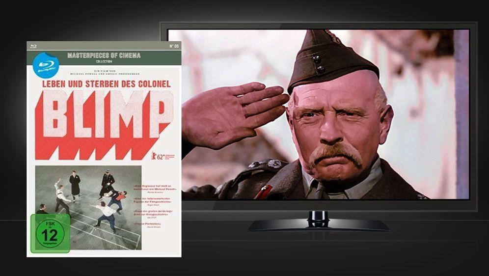 Leben und Sterben des Colonel Blimp (Blu-ray Disc)