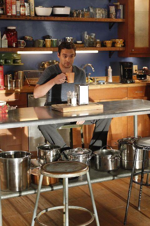 Julia schickt Nick (Jake M. Johnson) einen Kaktus, als sie eine Geschäftsreise macht, was Nick sofort so deutet, dass sie mit ihm Schluss machen wil... - Bildquelle: 20th Century Fox