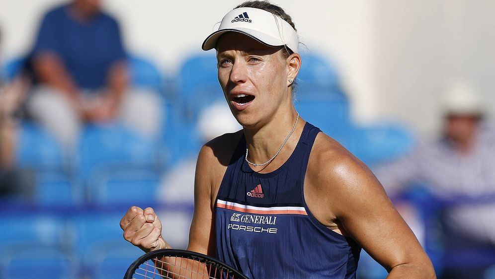 Angelique Kerber steht in Eastbourne im Viertelfinale - Bildquelle: imago/Action Plus