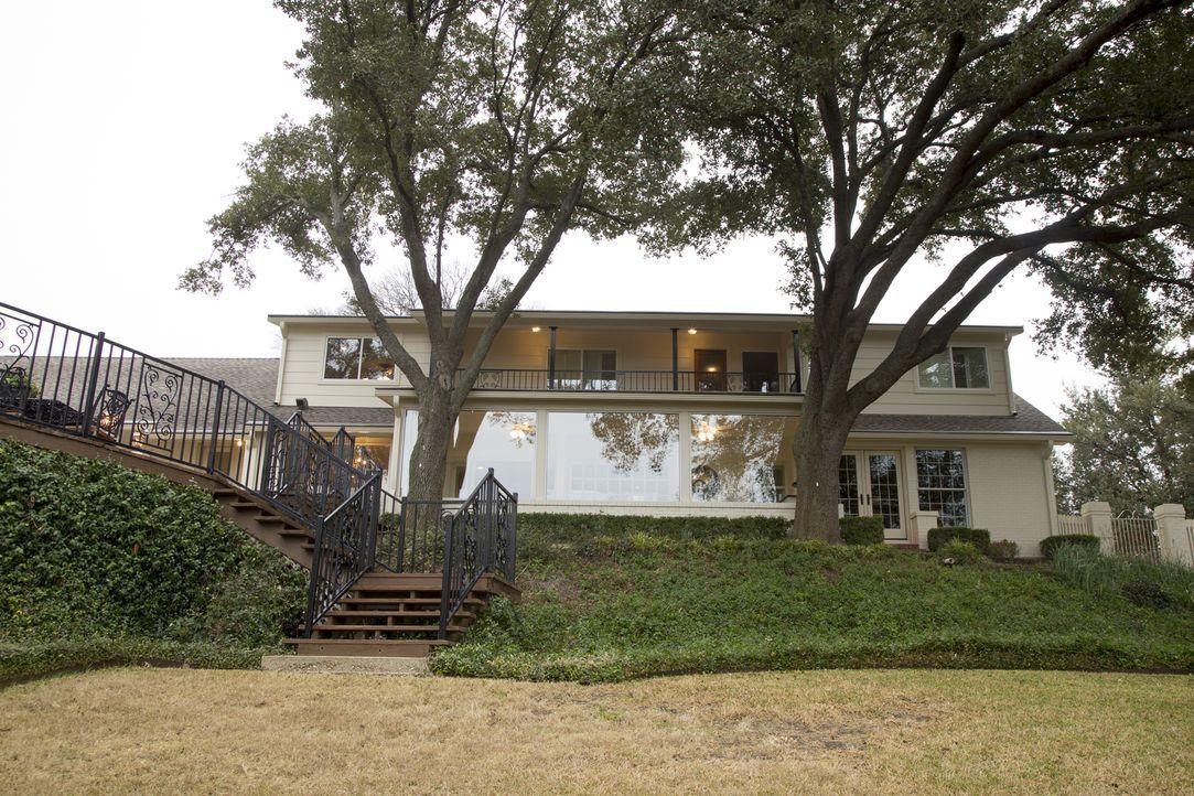 Chip und Joanna Gaines geben dem ganzen Haus einen neuen, frischen Look ... - Bildquelle: Sarah Wilson 2014, HGTV/ Scripps Networks, LLC.  All Rights Reserved.