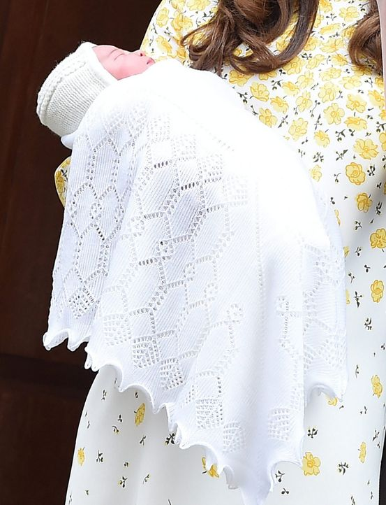 Royal-Baby-2-Prinzessin-04-dpa - Bildquelle: dpa