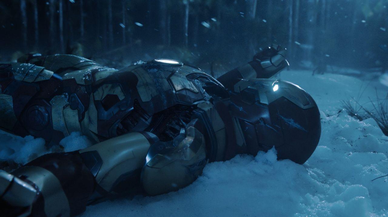 Bedeutet Extremis, ein experimentelles Verfahren, welches die menschliche DNS beliebig verändern kann, das Ende für Iron Man Tony Stark (Robert Down... - Bildquelle: TM &   2013 Marvel & Subs. All Rights Reserved.