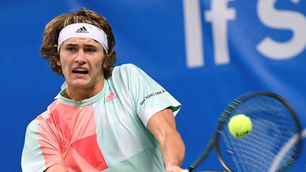 Alexander Zverev will 2017 wieder Davis Cup spielen - Bildquelle: AFPSID-JONATHAN NACKSTRAND
