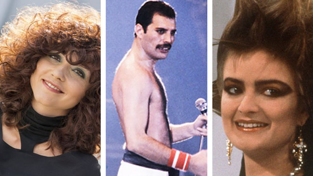 Die kultigste Frisur der 80er