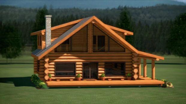 timber kings blockhaus pal ste xxl video wettrennen mit dummies 7tv. Black Bedroom Furniture Sets. Home Design Ideas